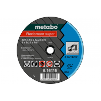 Отрезной круг METABO Flexiamant Super 180x3x22 (616301000)